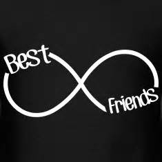 Friends Forever Infinity Best Friends Infinity T Shirts