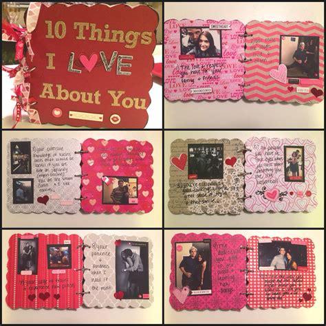 be my ideas for boyfriend boyfriend gift idea chipboard scrapbook chipboard