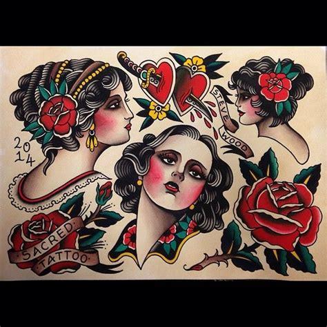 tattoo flash on wood 165 best gipsye images on pinterest tattoo ideas tattoo