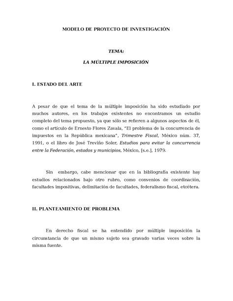 ejemplo proyecto de investigacion udv youtube ejemplo de modelo de proyecto de investigaci 243 n tesis