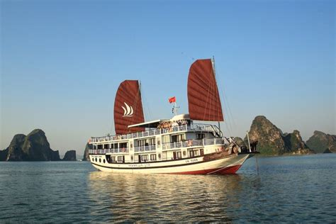 halong bay boat trip prices great junks excellent tours in halong bay best price