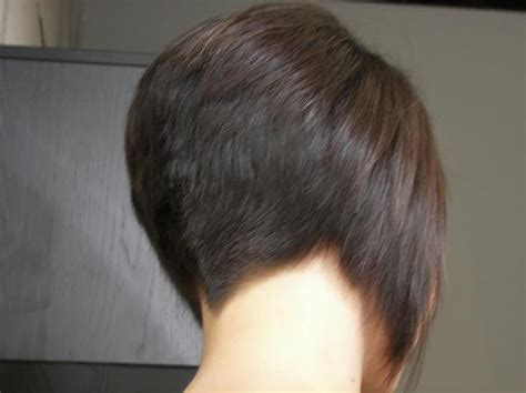 short graduated bob back view graduated bob hairstyles back view bob back view