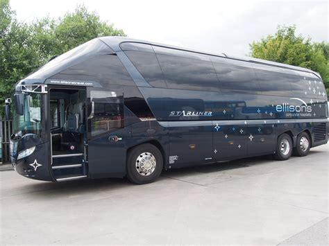 neoplan starliner team coach hills coaches