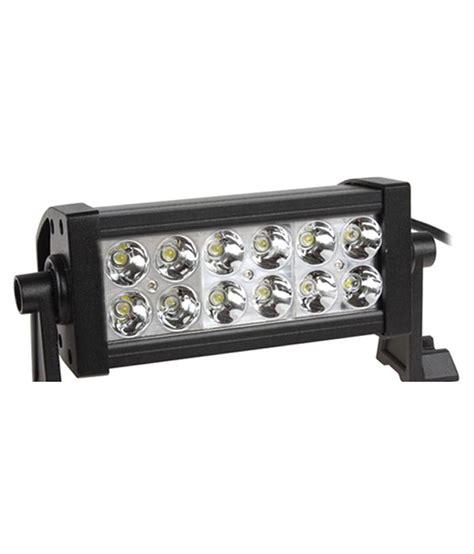 aux lights for car speedwav 12led mini car aux fog light bar for cars buy