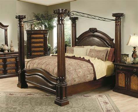 canopy bedroom furniture sets radiant image different types canopy bedroom sets home
