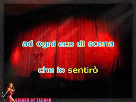 l istrione testo l istrione charles aznavour base musicale karaoke con