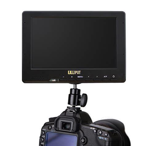 Monitor Small Hd lilliput 667gl small 7 inch on hd lcd field monitor