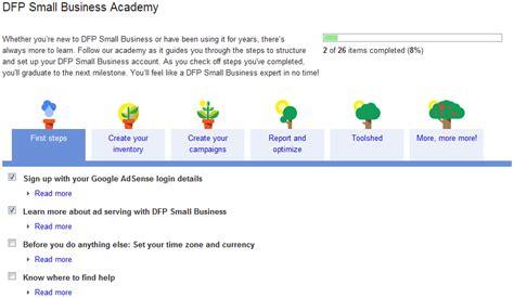 adsense dfp become a dfp expert using our new dfp academy