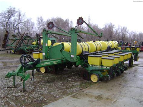 Deere 7200 Planter Manual by 1992 Deere 7200 Planting Seeding Planters