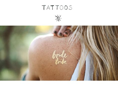 gold foil tattoo single tribe gold foil buy australia