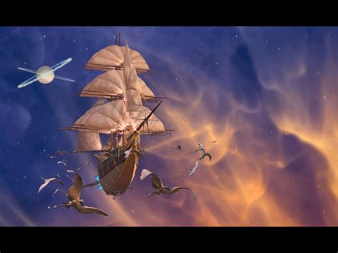 flying boat cartoon movie story identification looking for space series with