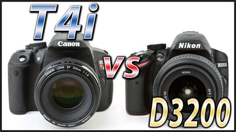 online tutorial for nikon d3200 canon t4i vs nikon d3200 camera comparison 650d vs d3200