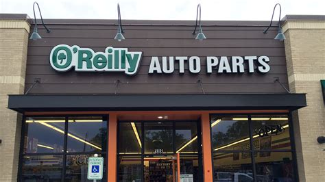 auto parts o reilly auto parts custom signs