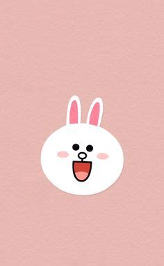 Iphone 7 Cony Line line happy cony happy happy wallpaper p mobile9