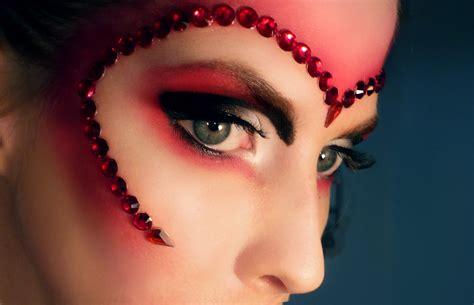tutorial makeup queen queen of hearts halloween look tutorial meredith jessica