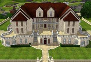 The Sims 3 House Floor Plans The Sims House Floor Plans Sims 3 Probz Sims House Sims And House