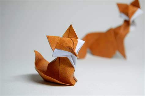 Fox Origami - related keywords suggestions for origami fox