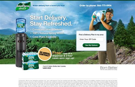 poland springs home delivery avie home