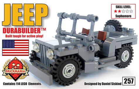 brickmania jeep jeep durabuilder edition brickmania blog