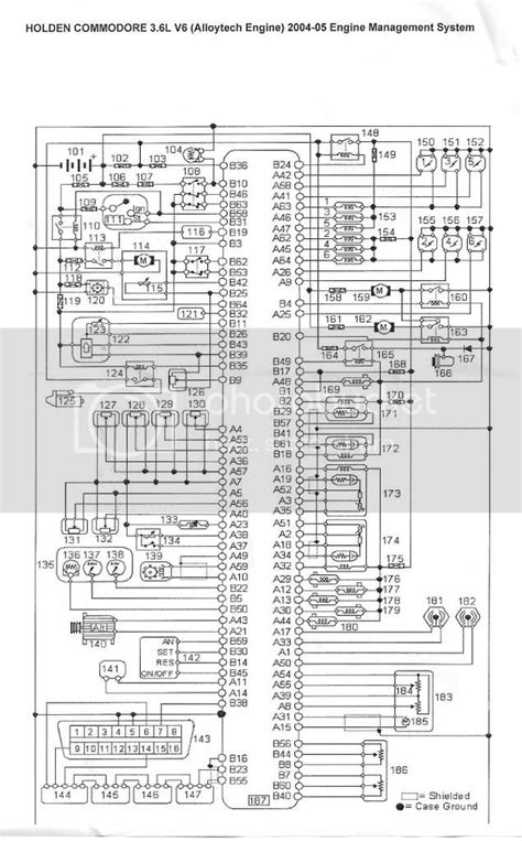 VZ Wiring Diagram HERE: | Just Commodores