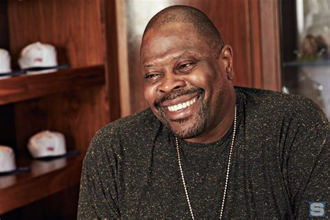 patrick ewing patrick ewing interview michael jordan sole collector