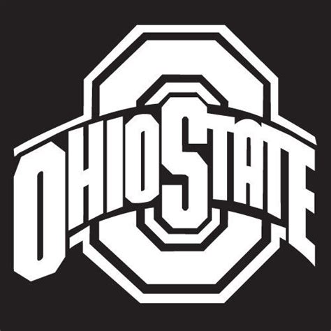 Ohio State Car Stickers