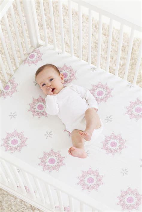 Aden And Anais Crib Bedding Aden And Anais For The Birds Medallions Solid Crib Sheet Kid Nursery Bedding
