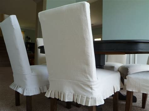 dining chair covers for your dining room instant knowledge only from scratch slipcovered parsons chairs for the