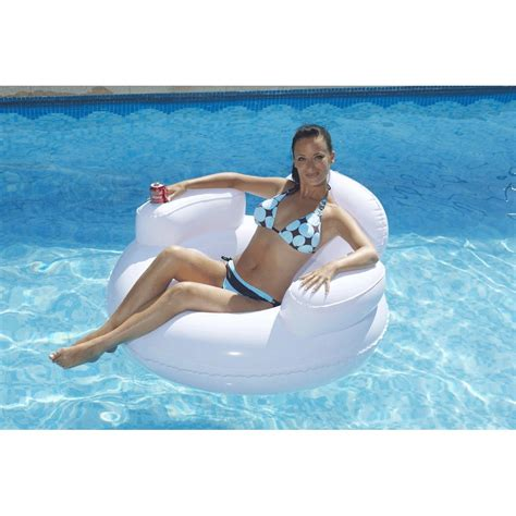 siege flottant pour piscine si 232 ge hamac fauteuil gonflable pour piscine