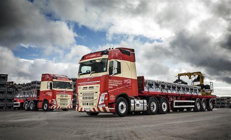 volvo ltd volvo trucks are a way of at d f coleman ltd fleet