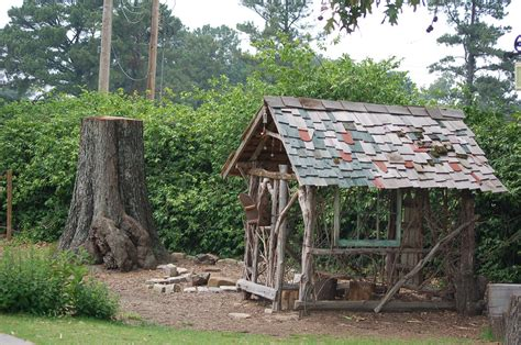 stick house stick house a playhouse made of sticks on playhouse lane i flickr