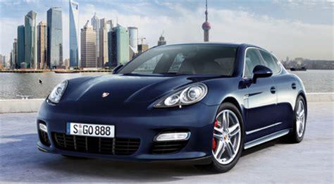Porsche Derniers Modèles