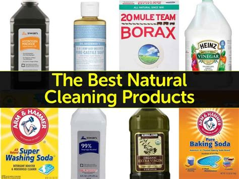 best home products 2017 the best natural cleaning products for your home