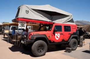 Roof Tent For Jeep Wrangler Jeep Wrangler With Awesome Rooftop Tent Me Haulers