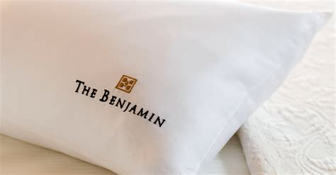 best hotel pillows and beds rest renew the benjamin