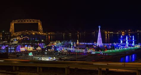 lights tour mn duluth s bentleyville tour of lights is back bigger