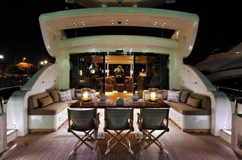 luxury yacht interiors stylish luxury yacht quot cheeky tiger quot idesignarch