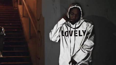 kendrick lamar lovely hoodie lovely reflective hoodie worn by kendrick lamar as seen in