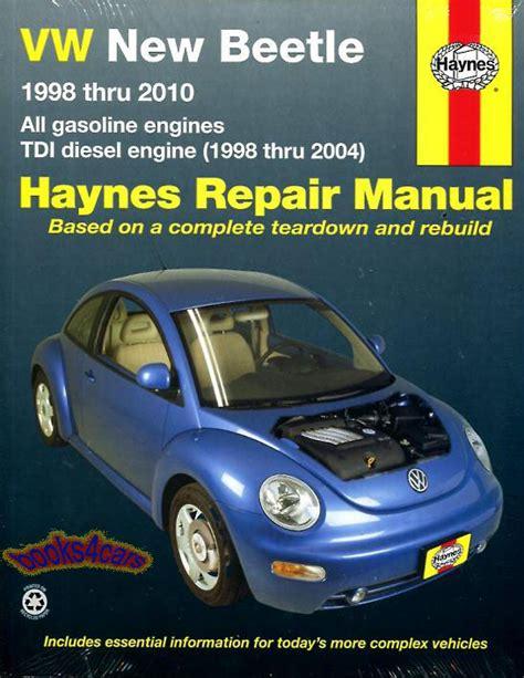 car engine repair manual 2004 volkswagen new beetle windshield wipe control beetle shop manual service repair book vw haynes bug workshop guide gas diesel