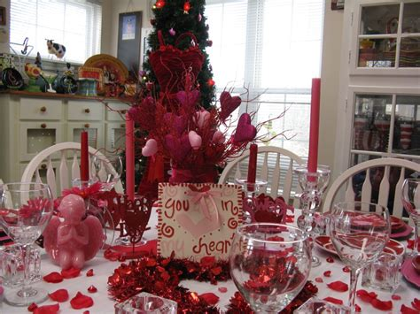 valentine decorations to make at home 37 romantic valentine table decorations