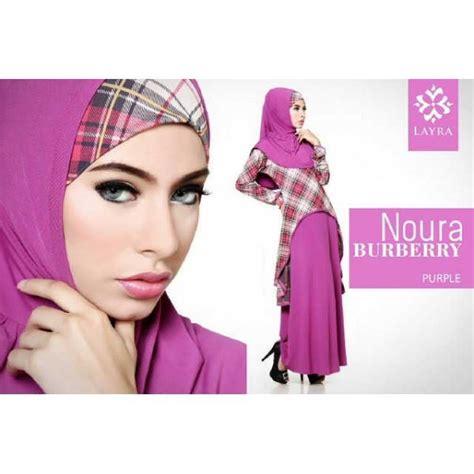 Busana Muslim Noura Syari busana muslim koleksi terbaru