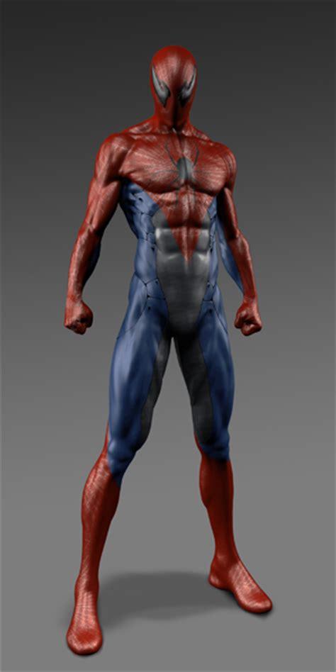 Alternate Spider Man Suit Designs & Concept Art!evildead