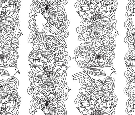 coloring pages for adults wallpaper coloring page wallpaper decor for kids spoonflower