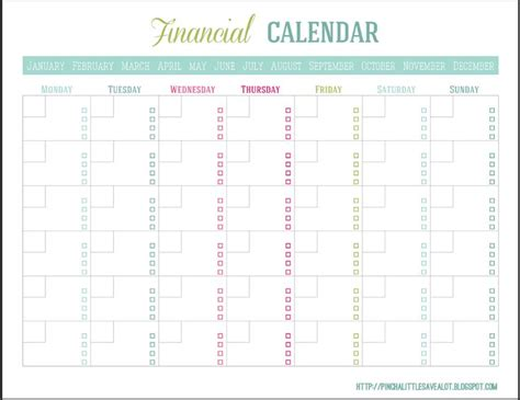 financial year calendar template 1000 images about fianance on home free