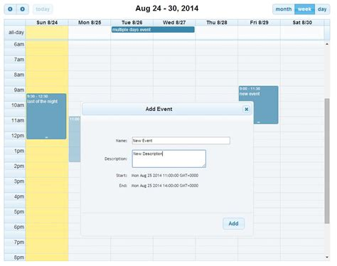 design calendar asp net fullcalendar jquery event calendar in asp net esau silva