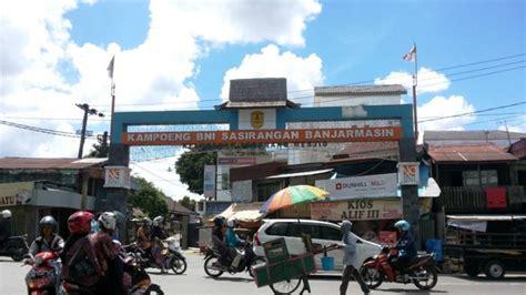 Tempat Tisu Masjid kung sasirangan banjarmasin tempat turis berburu kain khas banjar selamat datang di