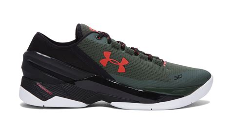 Ua Curry2 Low armour curry 2 low quot the hook quot armour sole collector