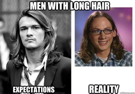 Long Hair Meme - men with long hair memes quickmeme