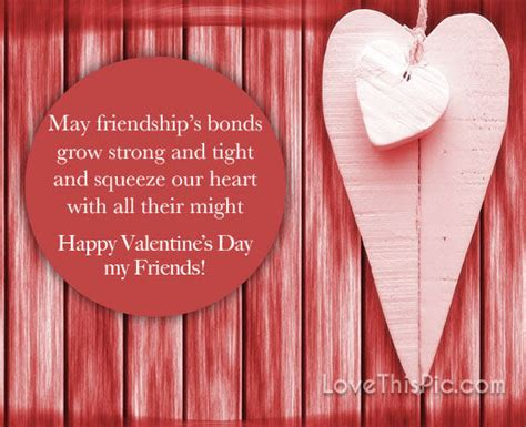 happy valentines day quotes to friends happy s day quote for friends pictures photos