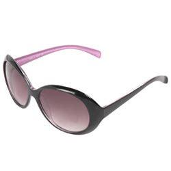 White 80s Plastic Sunglasses From Dorothy Perkins The Bag by Black Plastic Sunglasses